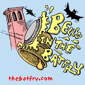 Bell's in the Batfry Logo